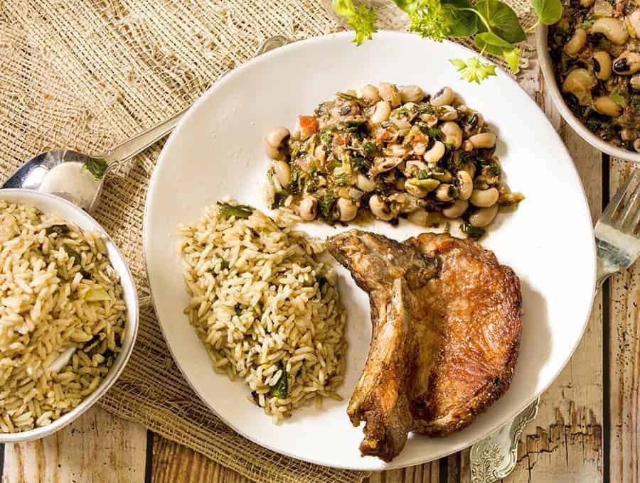 Pressure Cooker Pork Chops And Rice  pressure cooker pork chops and rice