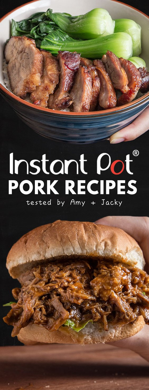 Pressure Cooker Pork Loin Recipes  Instant Pot Pork Recipes Tested By Amy Jacky