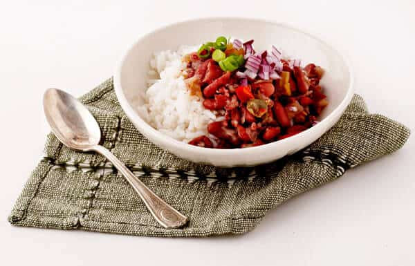 Pressure Cooker Red Beans And Rice  The Best Instapot Recipes speeds up cooking up to SIX