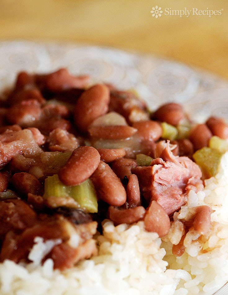 Pressure Cooker Red Beans And Rice  Pressure Cooker Red Beans And Rice Ve arian Diet