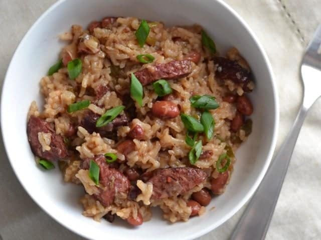 Pressure Cooker Red Beans And Rice  Weekly Recap 1 14 1 20 Bud Bytes