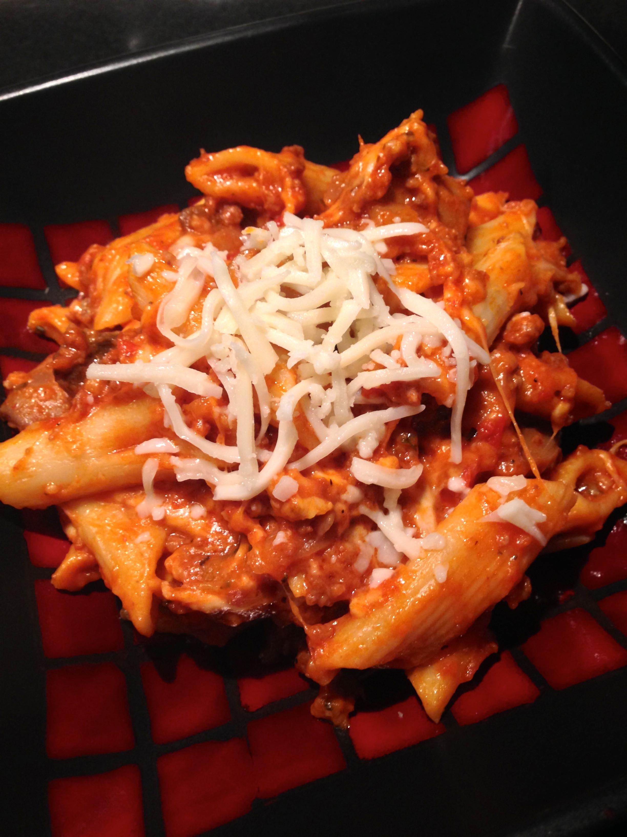 Pressure Cooker Spaghetti  Spaghetti Sauce