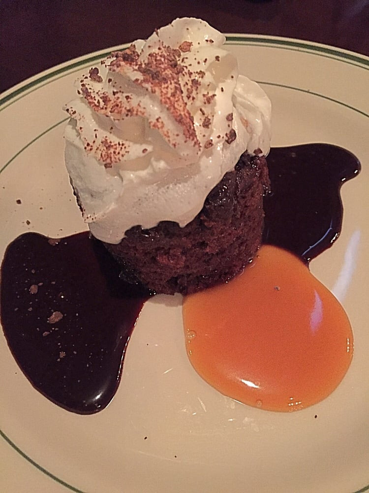 Prime Rib And Chocolate Cake  Happy hour chocolate cake This will make you want more