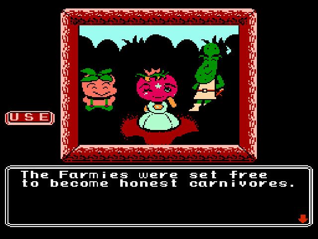 Princess Tomato In The Salad Kingdom  Top 20 weirdest NES games