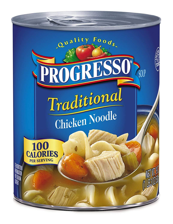 Progresso Chicken Noodle Soup  progresso soup website