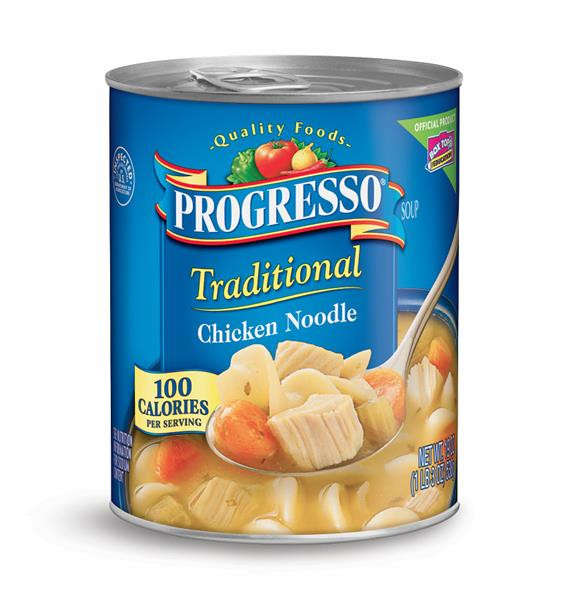 Progresso Chicken Noodle Soup  Progresso Traditional Chicken Noodle Soup