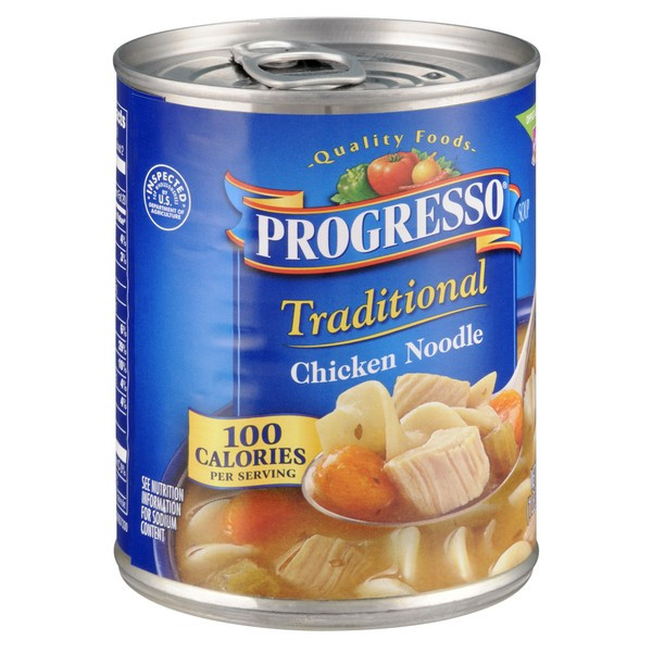 Progresso Chicken Noodle Soup  Progresso Traditional Soup Chicken Noodle