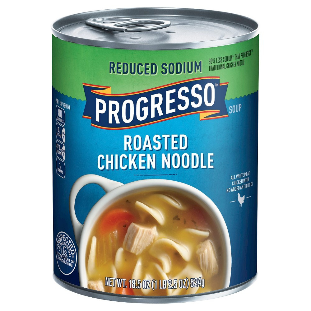 Progresso Chicken Noodle Soup  UPC Progresso Healthy Favorites Soup