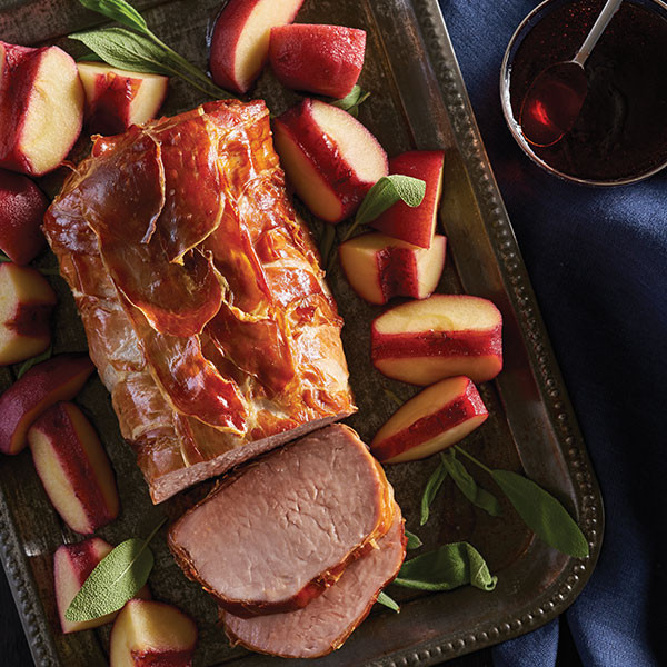 Prosciutto Wrapped Pork Tenderloin  10 Best Holiday Main Dishes & Meals