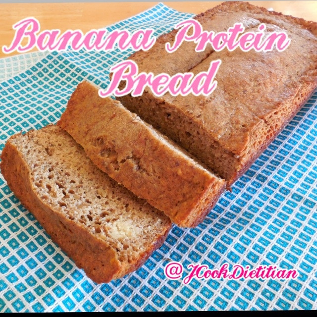 Protein Banana Bread  Ripped Recipes Low Carb High Protein Clean Banana Bread