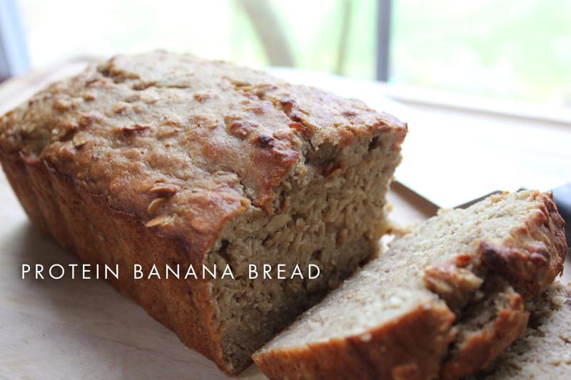 Protein Banana Bread  Protein Banana Bread – Clean Kitchen