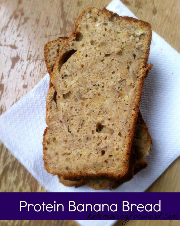 Protein Banana Bread  Protein Banana Bread