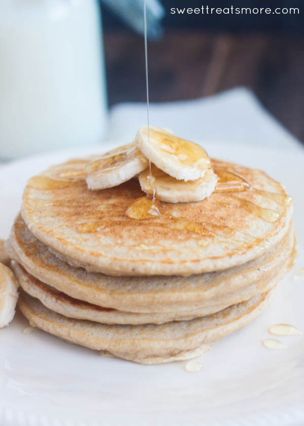 Protein Banana Pancakes  12 Protein Pancakes Recipes for Weight Loss