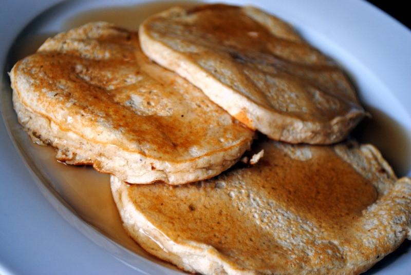 Protein Banana Pancakes  Banana Vanilla Protein Pancakes Peanut Butter Fingers