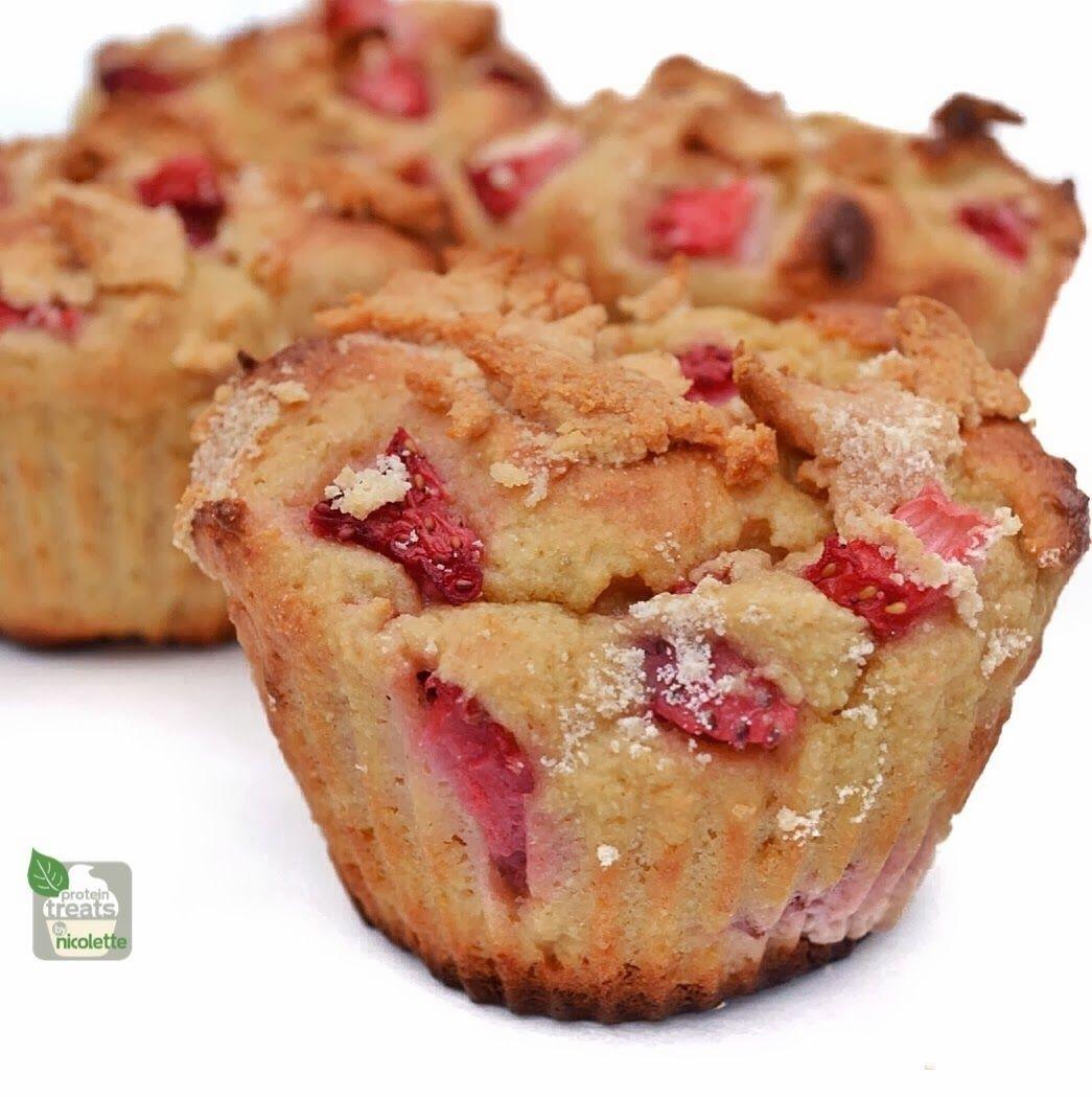Protein Desserts Recipe  Protein Treats by Nicolette Protein Dessert Recipes