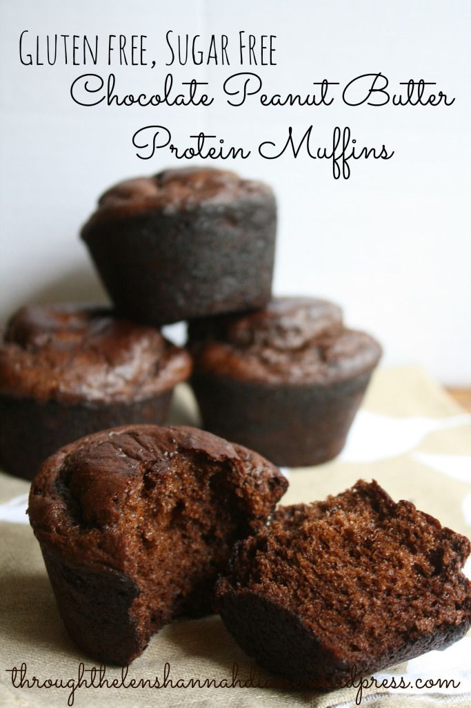 Protein Desserts Recipe  176 best images about Muffins on Pinterest