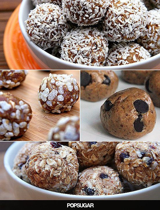 Protein Desserts Recipe  Fuel Up With Dessert 7 Protein Ball Recipes