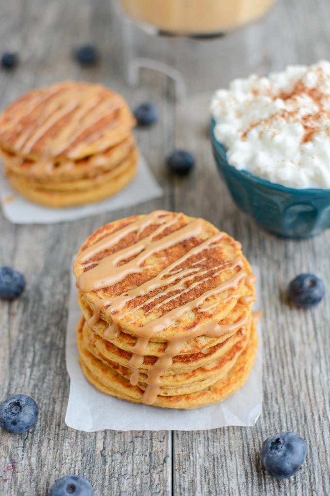 Protein In Potato  Sweet Potato Protein Pancakes Recipe
