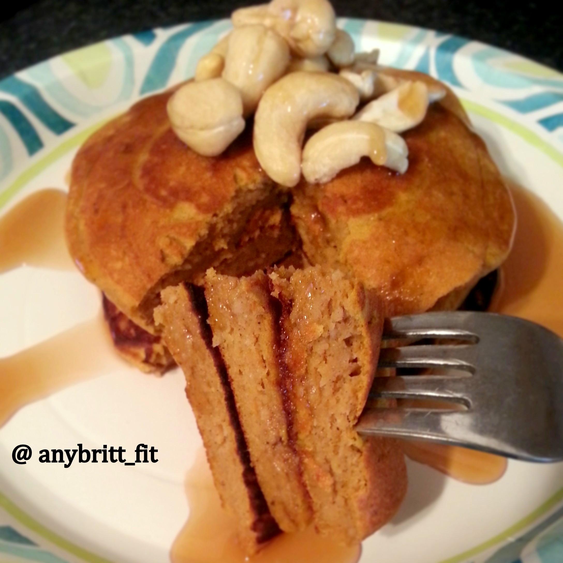 Protein In Potato  Ripped Recipes Sweet Potato Protein Pancakes