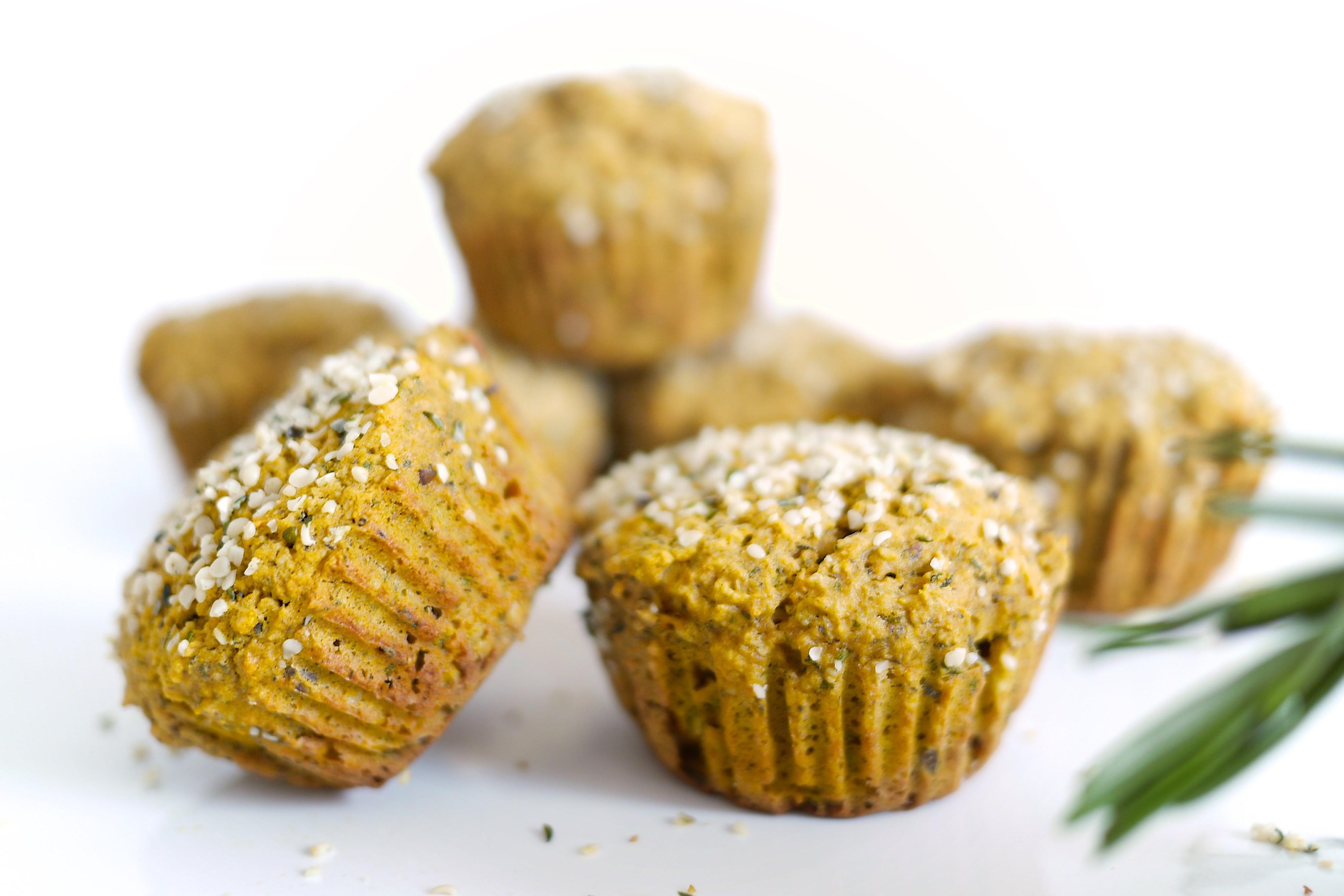 Protein In Potato  Savoury Sweet Potato Protein Muffins Kimdeon