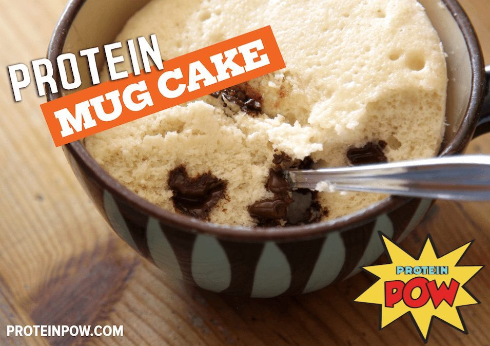 Protein Powder Mug Cake  Protein Mug Cake Protein Pow