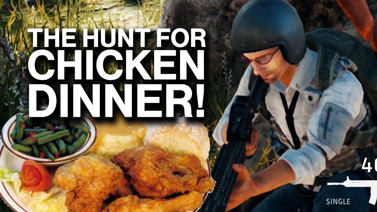 Pubg Chicken Dinner  The Hunt for Chicken Dinner My Best Round of PUBG