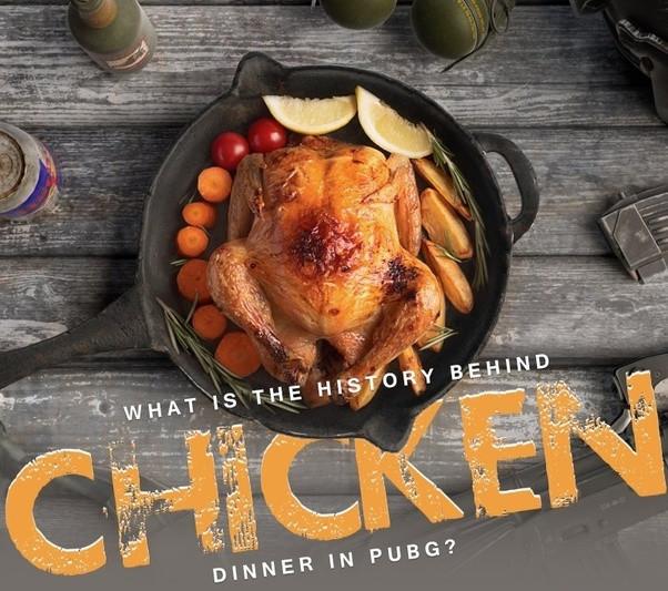 Pubg Chicken Dinner  pubg chicken dinner 2 Myplaypost