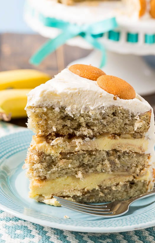 Pudding Cake Recipe  Banana Pudding Cake Recipe Spicy Southern Kitchen