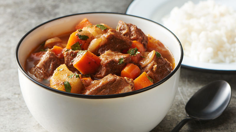 Puerto Rican Beef Stew  Puerto Rican Beef Stew Recipe Tablespoon