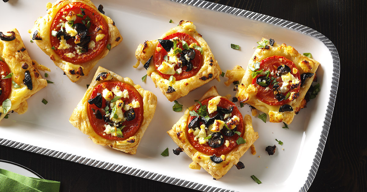 Puffed Pastry Appetizers Recipes  puff pastry shells appetizers