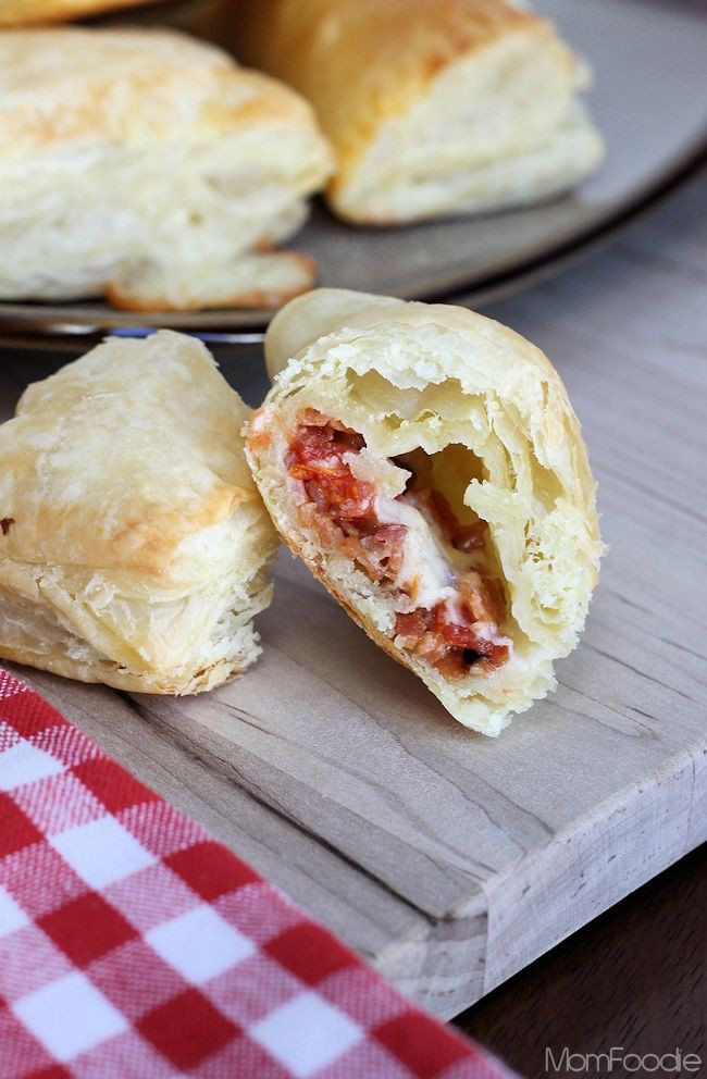 Puffed Pastry Appetizers Recipes  17 Best images about Appetizers Puff Pastry on Pinterest