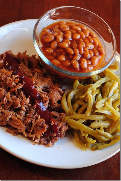 Pulled Pork Dinner  Meal Plan time again – Life Already in Progress