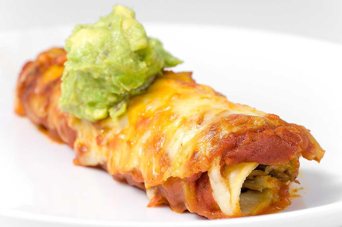 Pulled Pork Enchiladas  Pulled Pork Enchiladas Life s Ambrosia