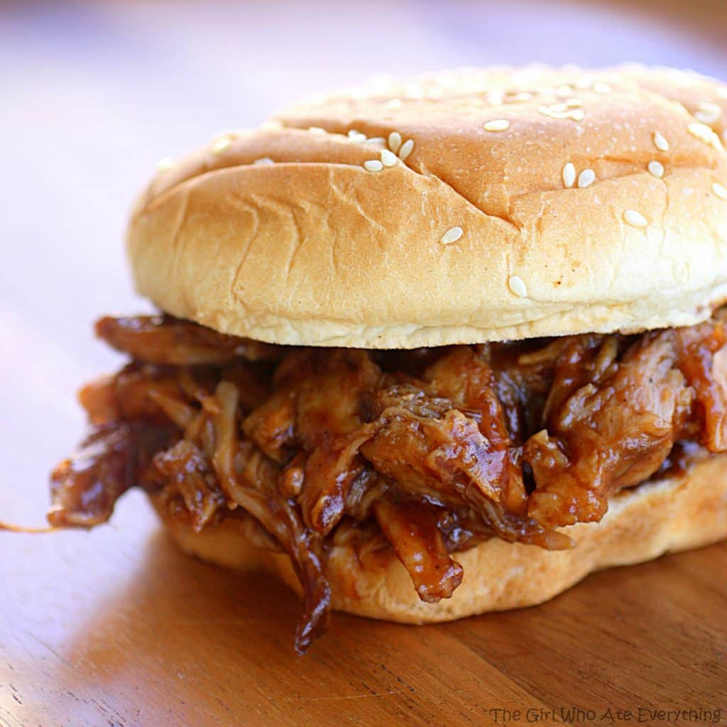 Pulled Pork Sandwiches  Root Beer Pulled Pork Sandwiches Recipe Slow Cooker