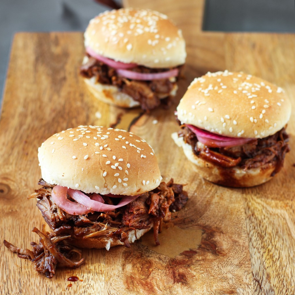 Pulled Pork Sandwiches  Slow Cooker Pulled Pork