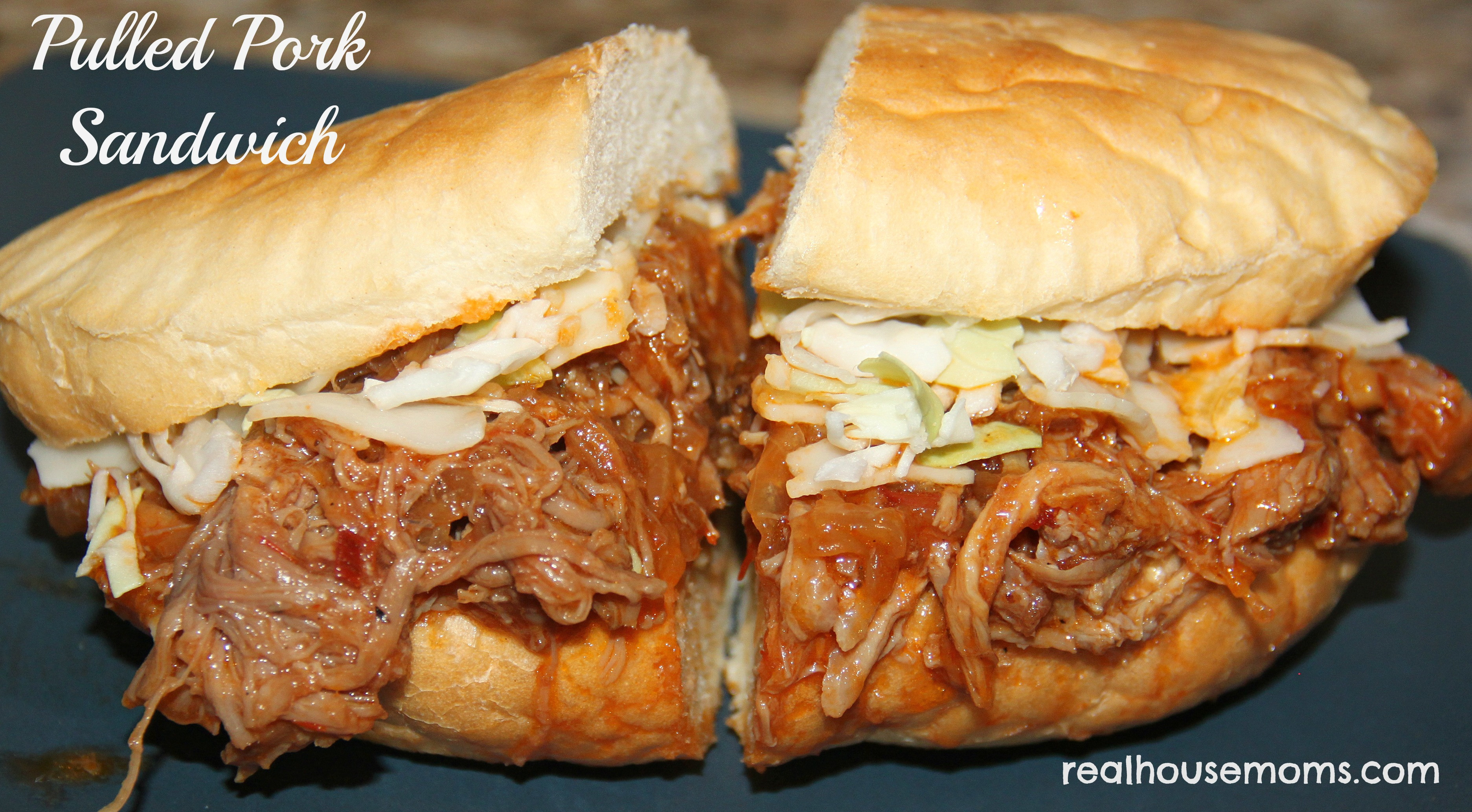 Pulled Pork Sandwiches  Pulled Pork Sandwich