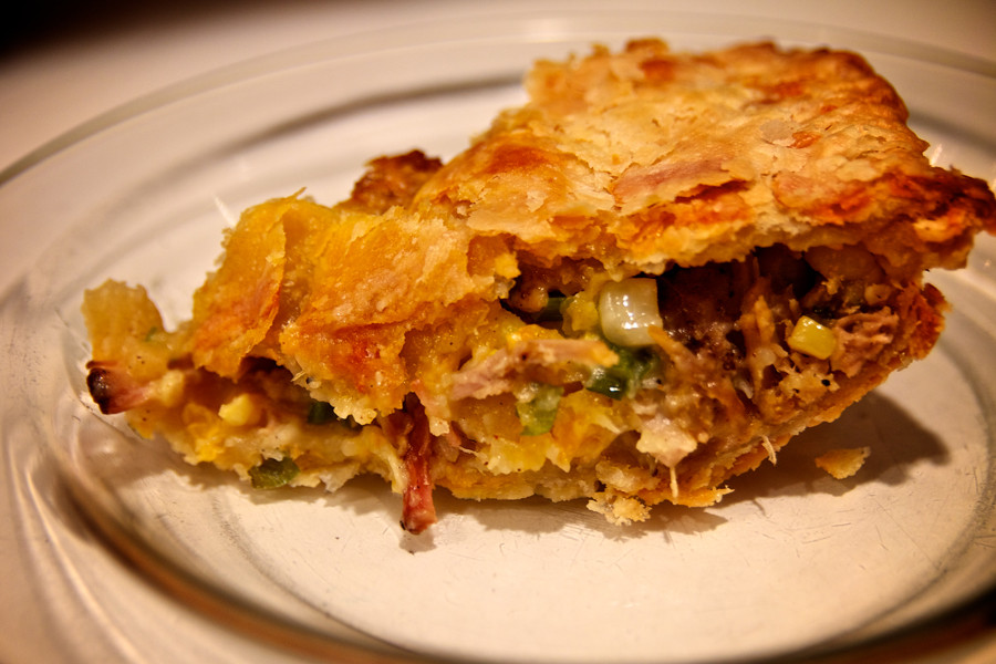 Pulled Pork Shepherd'S Pie  Pulled Pork Pot Pie with Whiskey Crust Recipe – Vix