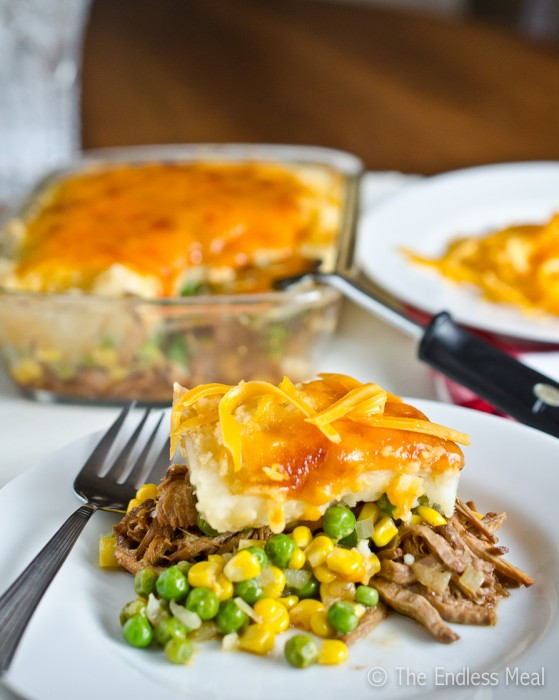 Pulled Pork Shepherd'S Pie  Pulled Pork Shepherd s Pie