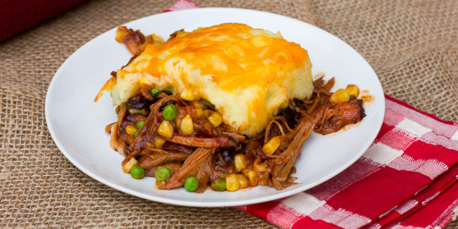 Pulled Pork Shepherd'S Pie  Pulled Pork Shepherd s Pie Recipe using Leftover Smoked