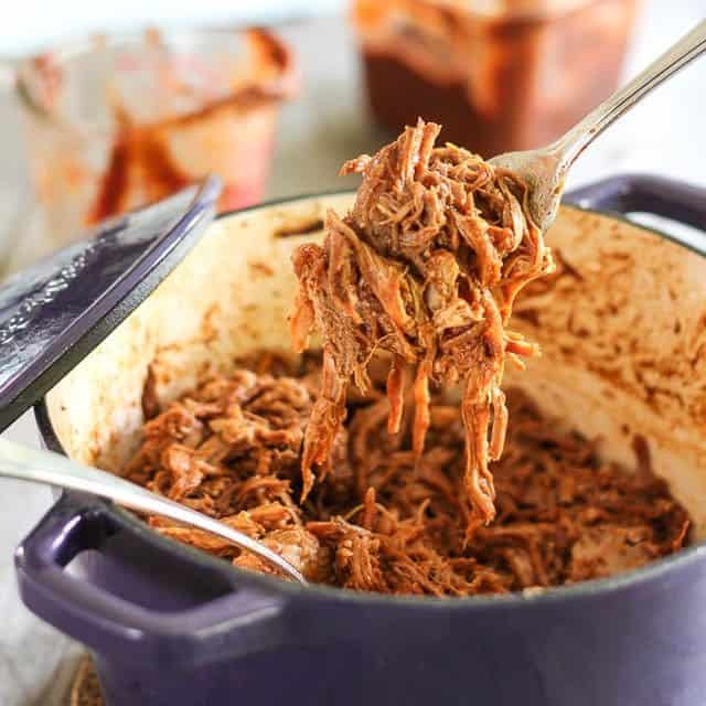 Pulled Pork Shepherd'S Pie  BBQ Pulled Pork