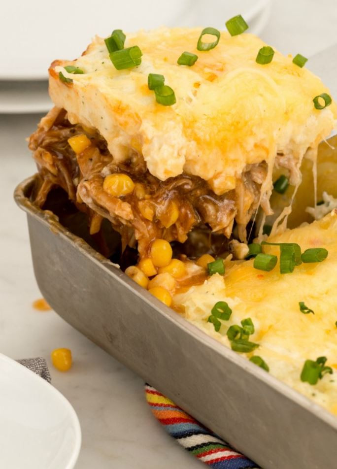 Pulled Pork Shepherd'S Pie  21 Easy and Delicious Dinner Recipes FeedPuzzle