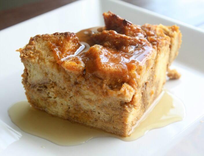 Pumpkin Bread Pudding Recipe  Pumpkin Bread Pudding Daily Appetite