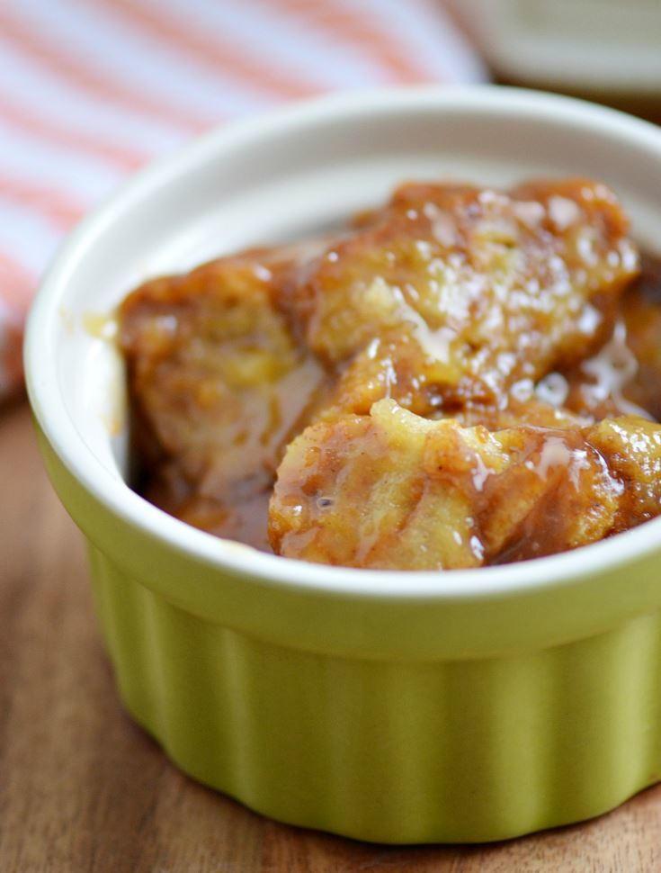 Pumpkin Bread Pudding Recipe  Easy Pumpkin Bread Pudding Recipe