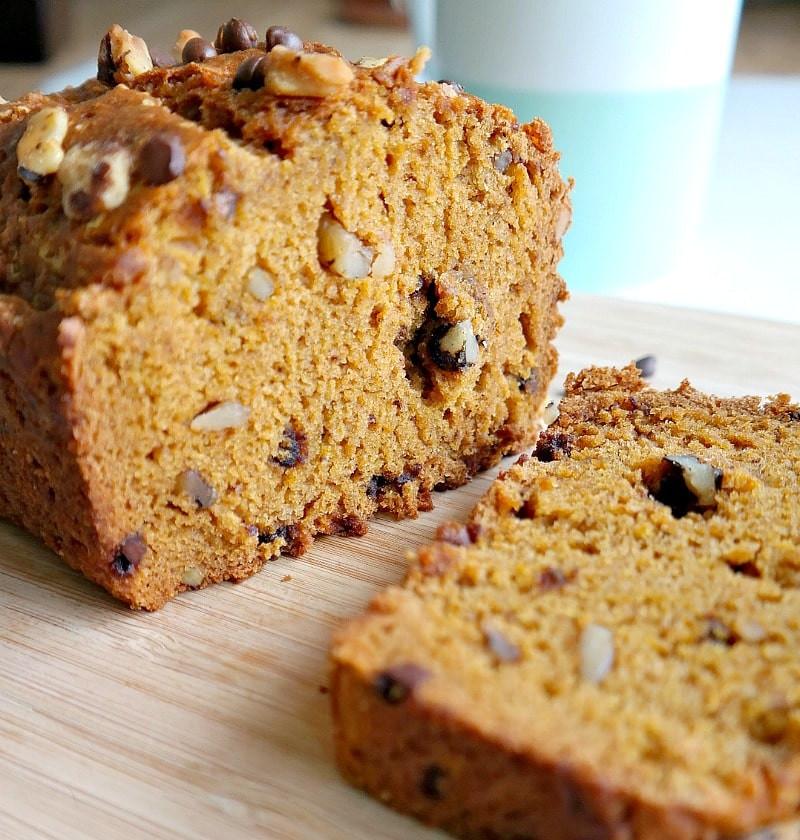 Pumpkin Bread Recipe  alkaline pumpkin bread recipe