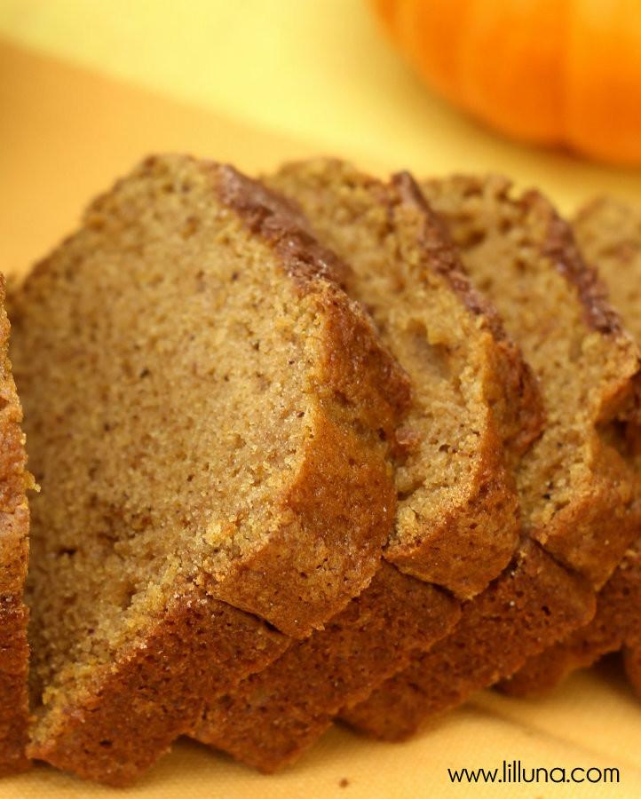 Pumpkin Bread Recipe  Perfect Pumpkin Bread Recipe