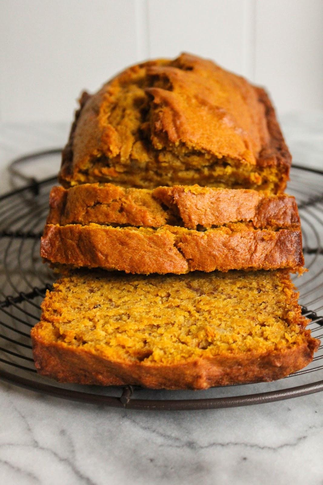 Pumpkin Bread Recipe  Pumpkin Banana Bread