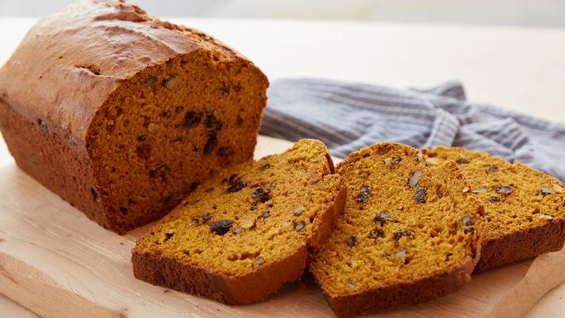 Pumpkin Bread Recipe With Canned Pumpkin  Pumpkin Bread Recipe BettyCrocker