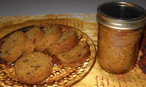 Pumpkin Bread Recipe With Canned Pumpkin  J Rae s Shabby Cottage Designs MyEarthlyTreasures