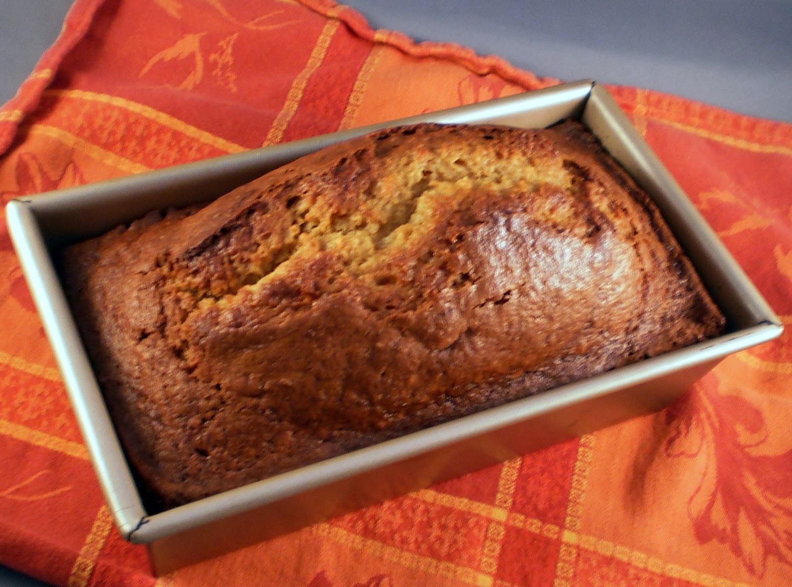 Pumpkin Bread Recipe With Canned Pumpkin  Delectable Musings Pumpkin Bread Treasure Box