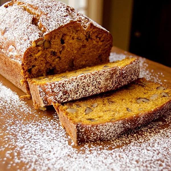 Pumpkin Bread Recipe With Canned Pumpkin  Black Walnut Pumpkin Bread